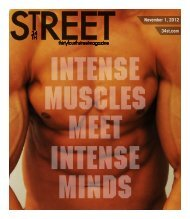 Cover - 34th Street Magazine
