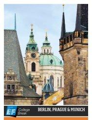 berlin, prague & munich - EF College Break