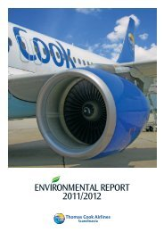 environmental report 2011/2012 - Spies