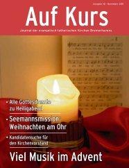 Auf Kurs - Evangelisch-lutherischer  Kirchenkreis Bremerhaven