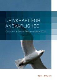 DRIVKRAFT FOR ANSVARLIGHED - Bech-Bruun