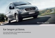Download brochure - Mercedes-Benz Danmark