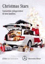 Christmas Stars - Mercedes-Benz Danmark