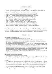 16/04/2012: rinnovo dell'accordo di rete - IIS-Cestari-Righi