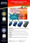 Self-dimmable and programmable electronic ballasts - Page 2