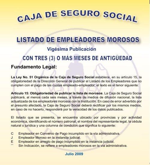 No. RAZON SOCIAL REPRESENTANTE LEGAL CEDULA CON ...