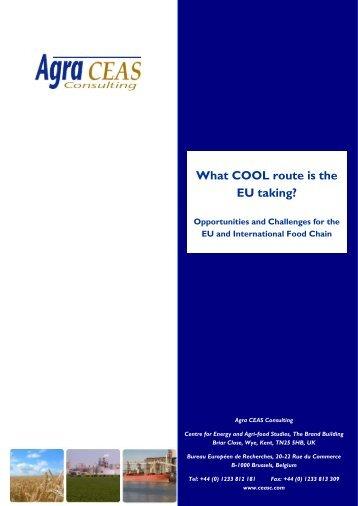 brochure - Agra CEAS Consulting
