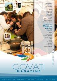 Le Magazine n°9 - janvier 2011 (PDF - 3002 Ko) - Covati