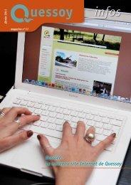 Dossier : Le nouveau site Internet de Quessoy - Mairie de Quessoy