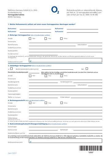 0017 Vertragsübernahme - MFK-Handys.de