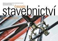 ediční plán 2011 - Časopis stavebnictví
