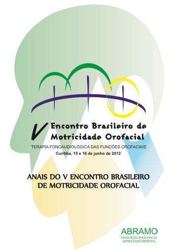 anais do v encontro brasileiro de motricidade ... - Futuro Eventos