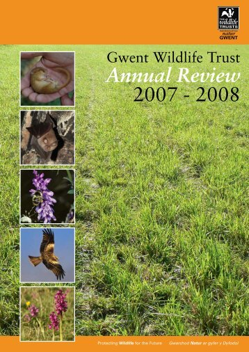 GWT Annual review 07 08.pdf - Gwent Wildlife Trust