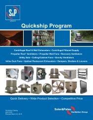 Quickship Catalog - Soler & Palau