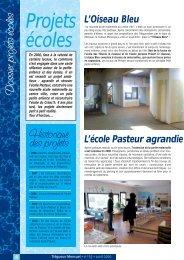 dossier écoles mensuel avril 2010 - Trégueux