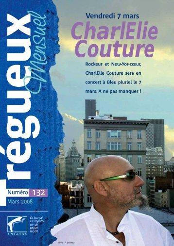 CharlElie Couture Vendredi 7 mars - Trégueux