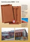 Dachówka płaska NIBRA®- G 10 - Nelskamp - Page 2