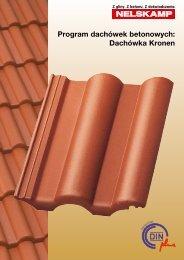 Program dachówek betonowych: Dachówka Kronen - Nelskamp