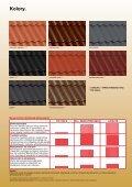 Program dachówek betonowych: Dachówka Sigma - Nelskamp - Page 3