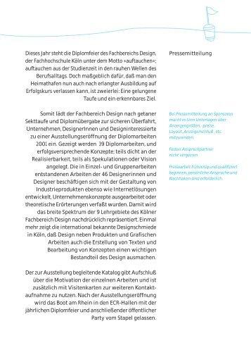 Catering ::: Geschirr-, Möbelverleih - KISD