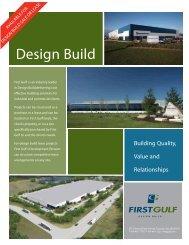 First Halton Business Park - First Gulf