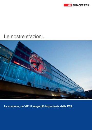 La stazione, un VIP - FFS