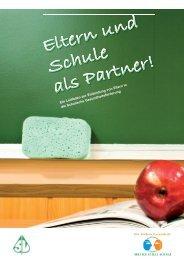 Eltern und Schule als Partner - Österreichische Sozialversicherung