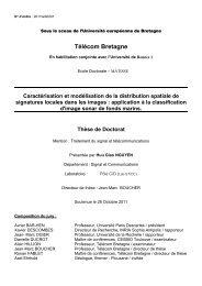 Télécom Bretagne - Mistis
