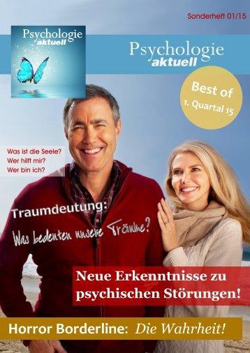 Psychologie aktuell - Die Zeitschrift