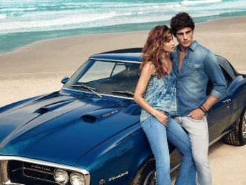 Campanha Base Jeans Journey