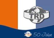 50 Jahre - TRD-Reisen