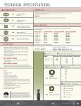 Technical Specifications - Lithonia Lighting - Page 2