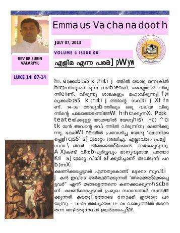 Read - Syro Malabar Church