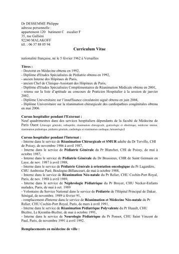 Curriculum Vitae - gfrup