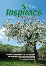 Inspirace - Svaz zakládání a údržby zeleně