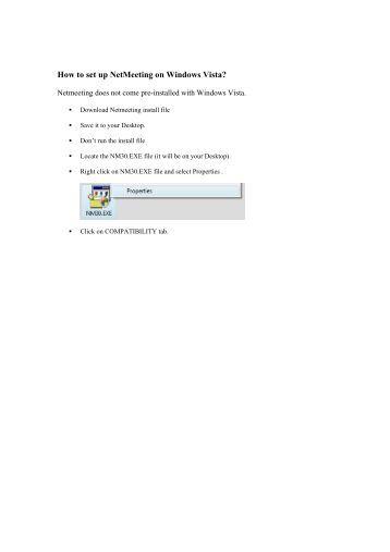 Microsoft Net Meeting Port