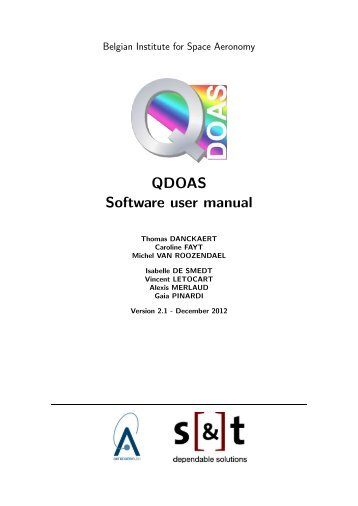 Client Software user manual