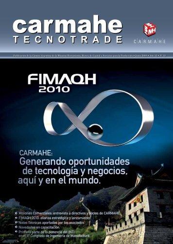 Generando oportunidades de tecnología y negocios ... - CARMAHE