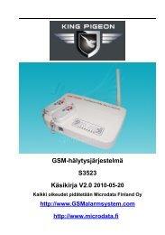 KingPigeon_S3523-kas.. - Microdata Finland Oy