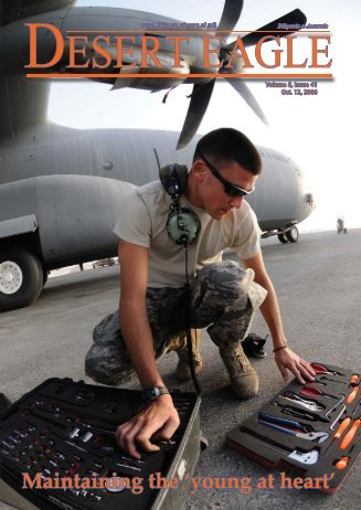 Feature - 379th Air Expeditionary Wing