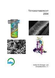 tätigkeitsbericht 2004