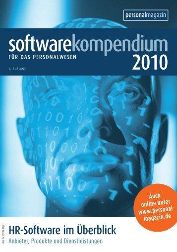 softwarekompendium 2010