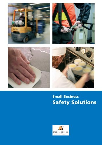 BusSA SafetySolutions cover.qxd - Business SA