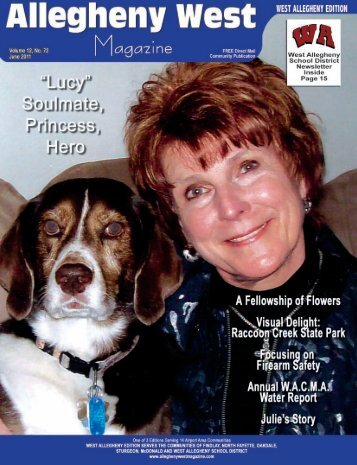 June 2011 - Allegheny West Magazine