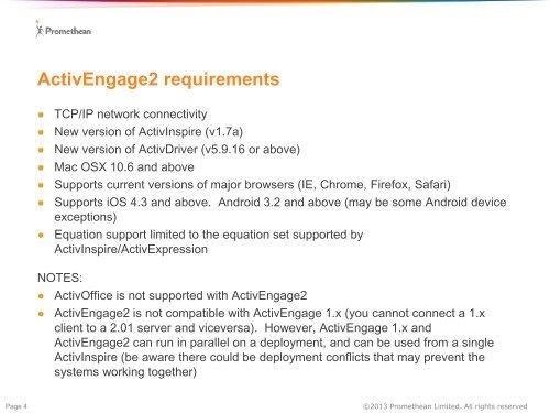 activengage 2 server