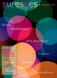 Suresnes Magazine - Octobre 2011