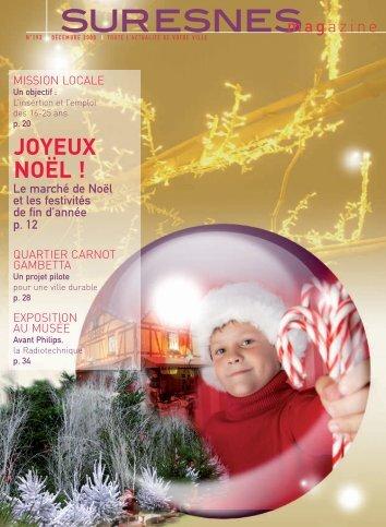 N°193 - Décembre 2008 - Suresnes