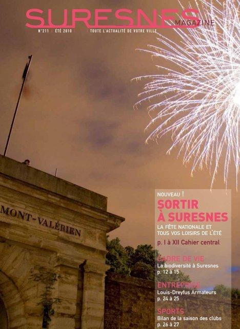 Suresnes Magazine - Eté 2010