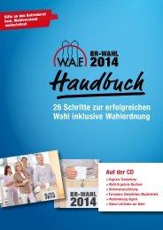 BR-Wahl Handbuch - W-a-f
