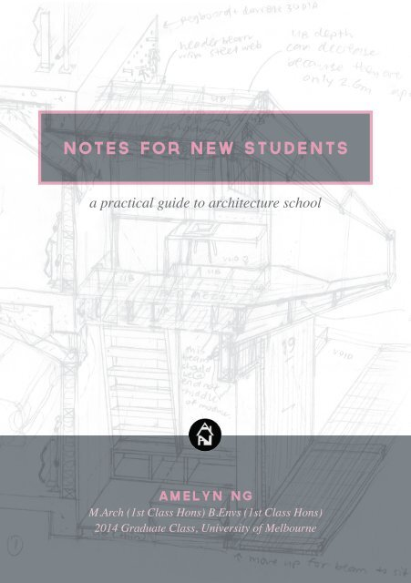 Notes for New Students